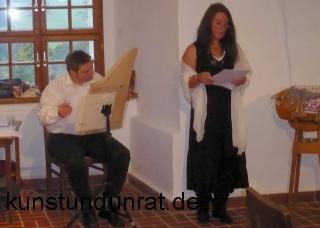 Matthias Schubert und Katrin Albrecht